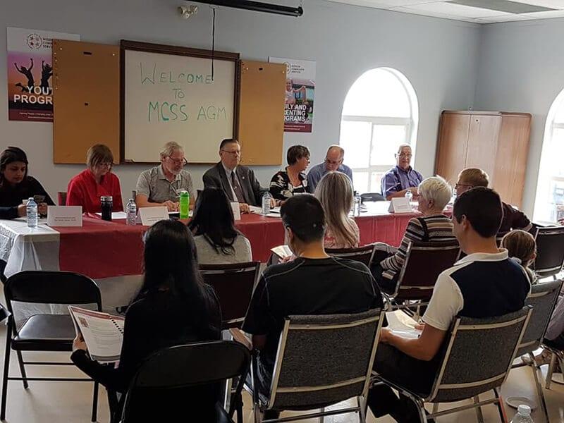 Board of Directors - Annual General Meeting